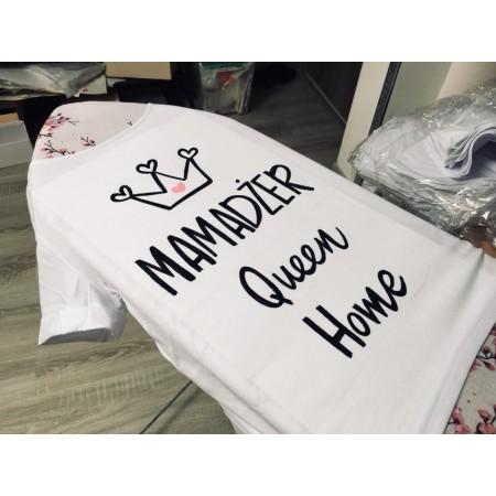 MAMADŻER queen home