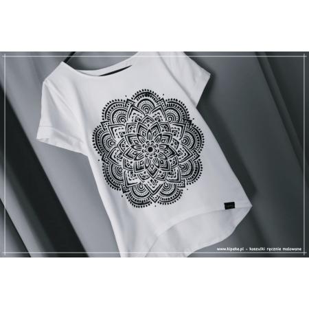 S/M koszulka Mandala - krótki rękawek klasyczny