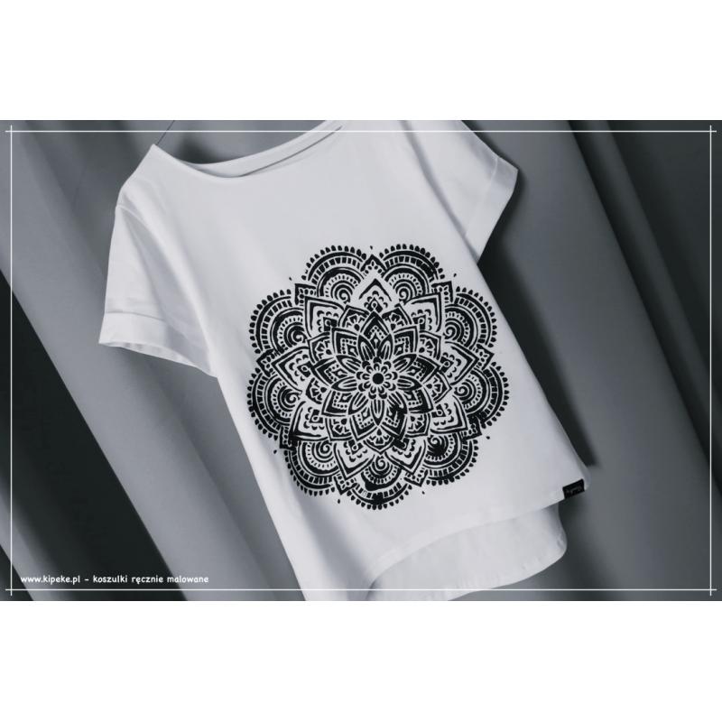 L/XL - koszulka Mandala - krótki rękawek klasyczny