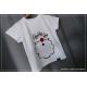 koszulka dziecięca świąteczna mikołaj