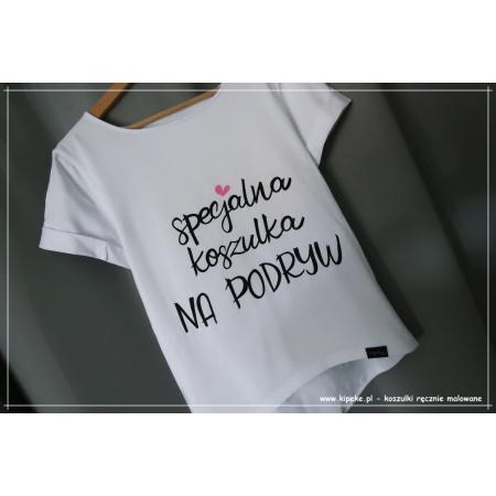 specjalna koszulka na podryw