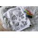 Koszulka do kolorowania |KOSMOS + MAZAKI GRATIS