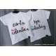 ZESTAW 3 koszulek rodzinny mama tata córka/syn idealni