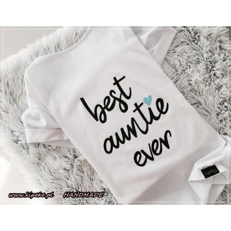 best auntie ever + serca niebieskie